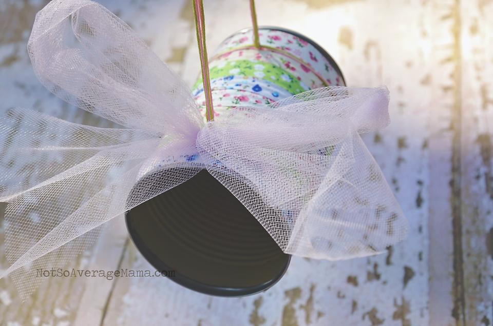 make simple bird feeder