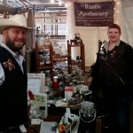The Rustic Apothecary at Loot Vintage Market