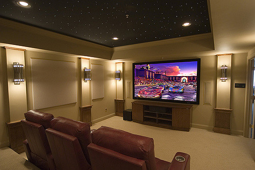 movie room