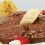 Chocolate Banana Mousse Recipe
