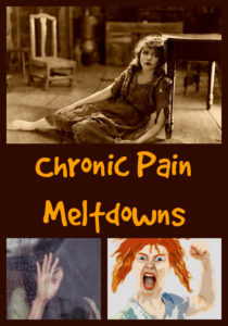 What it's Like to Have Chronic Pain Meltdowns