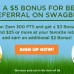 The April Referral Bonus – $5 per Referral