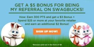 The April Referral Bonus – $5 per Referral