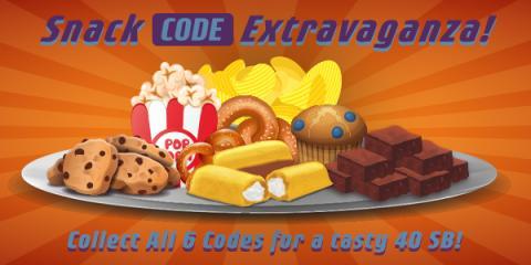Snack Code Extravaganza