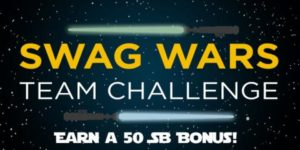 Swag Wars Team Challenge – US