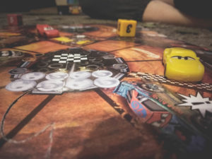 Family Game Night with Cars 3 Thunder Hollow Mud Madness
