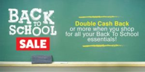 Swagbucks Back To School Sale! (US Only)
