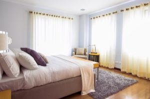 A Breath Taking Bedroom Blitz On A Budget!