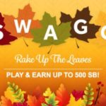 Get more free gift cards during October Swago with Spin & Win (US)