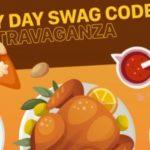 The November Swag Code Extravaganza (US)