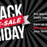 The Pre-Black Friday Holiday Sale!