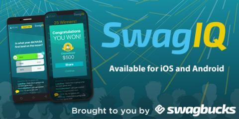 Swag IQ Referral Promotion | Not So Average Mama