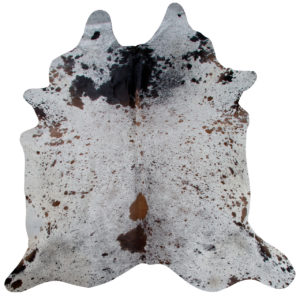 Cowhide Rugs Make Versatile Design Choices