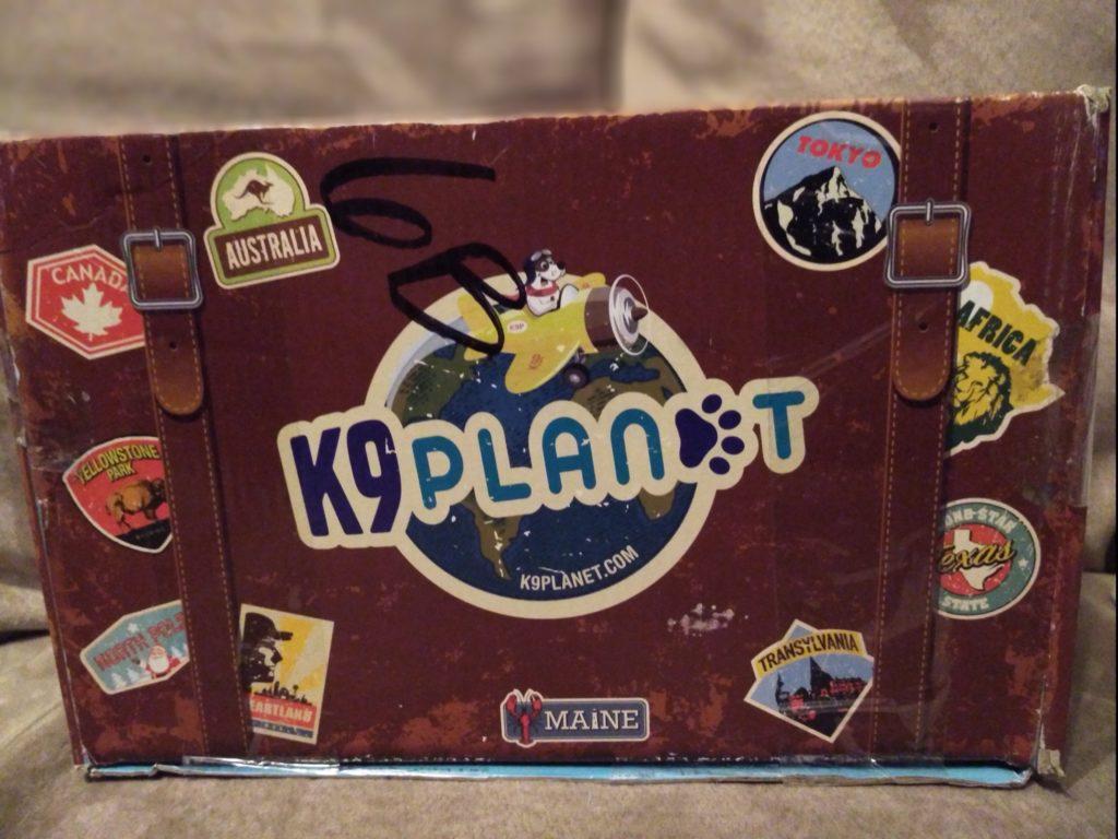 K9 Adventure Box