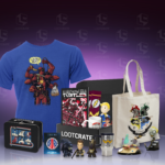 Need A Last Minute Gift Idea? Loot Crate Is Where It's At!